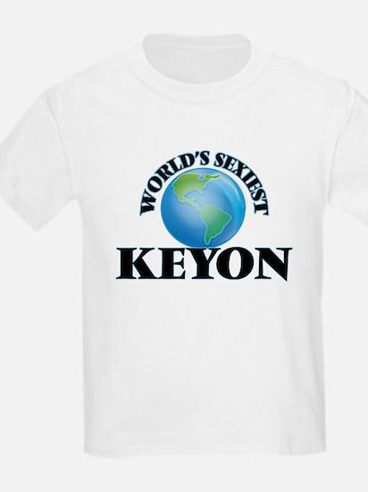 World's Sexiest Keyon T-Shirt