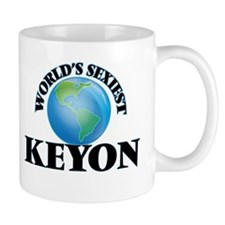 World's Sexiest Keyon Mugs