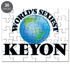 World's Sexiest Keyon Puzzle
