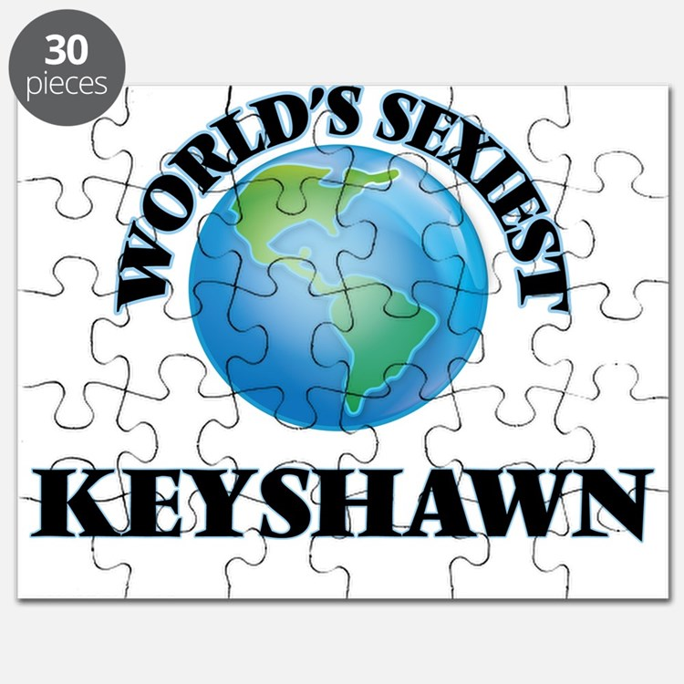 World's Sexiest Keyshawn Puzzle