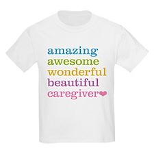 Amazing Caregiver T-Shirt