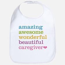 Amazing Caregiver Bib