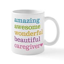 Amazing Caregiver Mugs