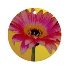 ECHINACEA Ornament (Round)
