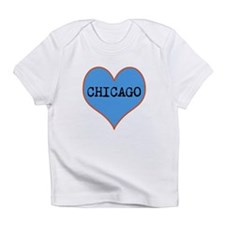 I Love Chicago Infant T-Shirt