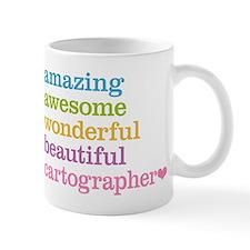 Amazing Cartographer Small Mug