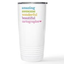 Amazing Cartographer Thermos Mug