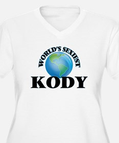 World's Sexiest Kody Plus Size T-Shirt