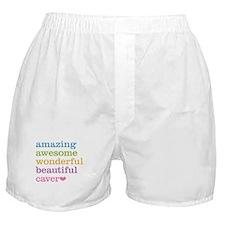 Amazing Caver Boxer Shorts