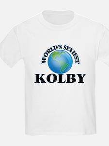 World's Sexiest Kolby T-Shirt