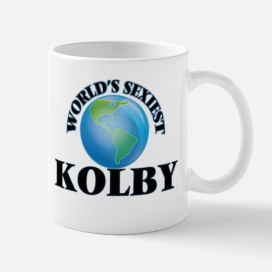 World's Sexiest Kolby Mugs