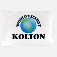 World's Sexiest Kolton Pillow Case