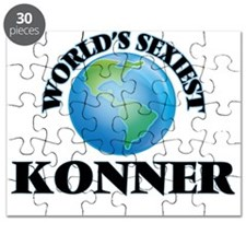 World's Sexiest Konner Puzzle