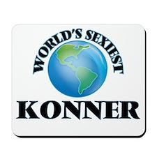 World's Sexiest Konner Mousepad