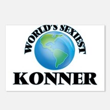 World's Sexiest Konner Postcards (Package of 8)