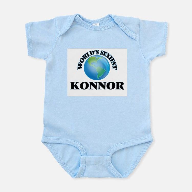 World's Sexiest Konnor Body Suit