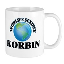 World's Sexiest Korbin Mugs