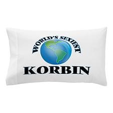 World's Sexiest Korbin Pillow Case