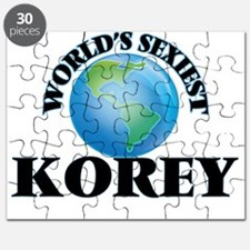 World's Sexiest Korey Puzzle