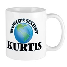 World's Sexiest Kurtis Mugs