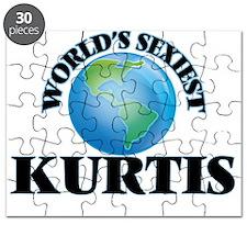 World's Sexiest Kurtis Puzzle