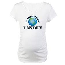World's Sexiest Landen Shirt