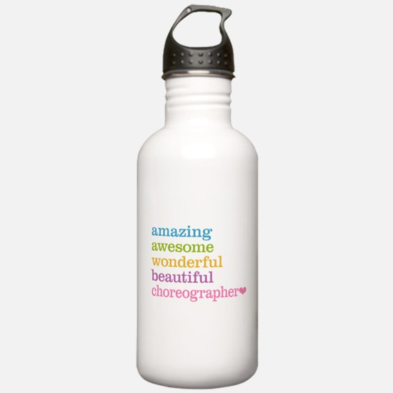 Choreographer Water Bottle