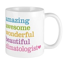 Climatologist Mug