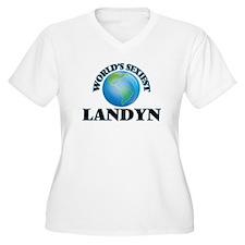 World's Sexiest Landyn Plus Size T-Shirt