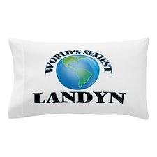 World's Sexiest Landyn Pillow Case