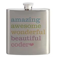 Amazing Coder Flask