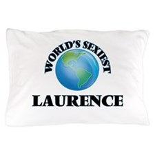 World's Sexiest Laurence Pillow Case
