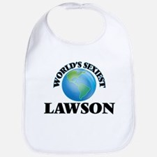 World's Sexiest Lawson Bib
