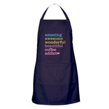 Coffee Addict Apron (dark)