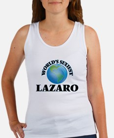 World's Sexiest Lazaro Tank Top