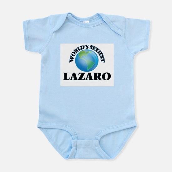World's Sexiest Lazaro Body Suit