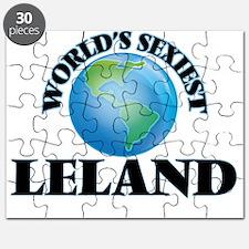 World's Sexiest Leland Puzzle