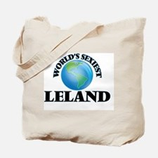 World's Sexiest Leland Tote Bag