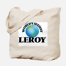 World's Sexiest Leroy Tote Bag