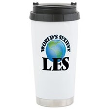 World's Sexiest Les Travel Coffee Mug