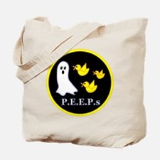 Cute Haunted Tote Bag