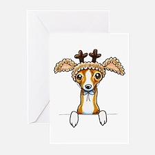 Oh Deer Greeting Cards
