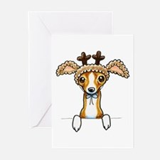 Oh Deer Greeting Cards