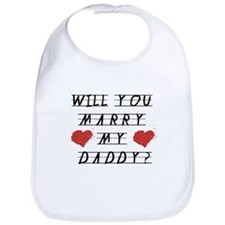 Will you marry? Bib