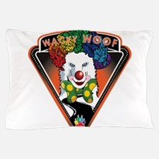 Wacky WOOF Pillow Case