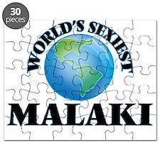 World's Sexiest Malaki Puzzle