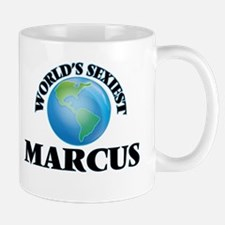 World's Sexiest Marcus Mugs