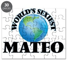 World's Sexiest Mateo Puzzle
