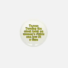 Texas: Turning the - Mini Button (10 pack)