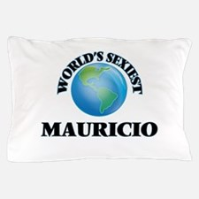World's Sexiest Mauricio Pillow Case
